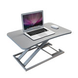 Standing laptop desktop lifting bracket mobile workbench desktop elevator stand Office