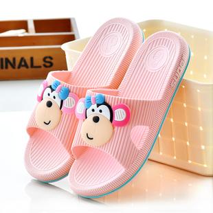 男士 托鞋 女夏季室内浴室洗澡防滑塑料情侣卡通可爱韩版 家用凉拖鞋