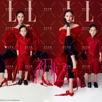恤一家三口母女全家装洋气母子大码短袖上衣t新款夏装亲子装2019