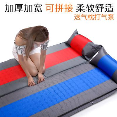 乐飞思户外床垫野外露营单人双人自动充气垫3cm5cm加厚帐篷防潮垫谁买过的说说
