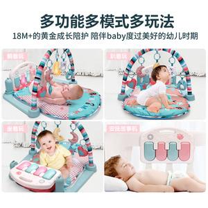 婴儿用品婴儿礼盒套装新生儿礼物刚满月宝宝男女玩具0-36个月母婴