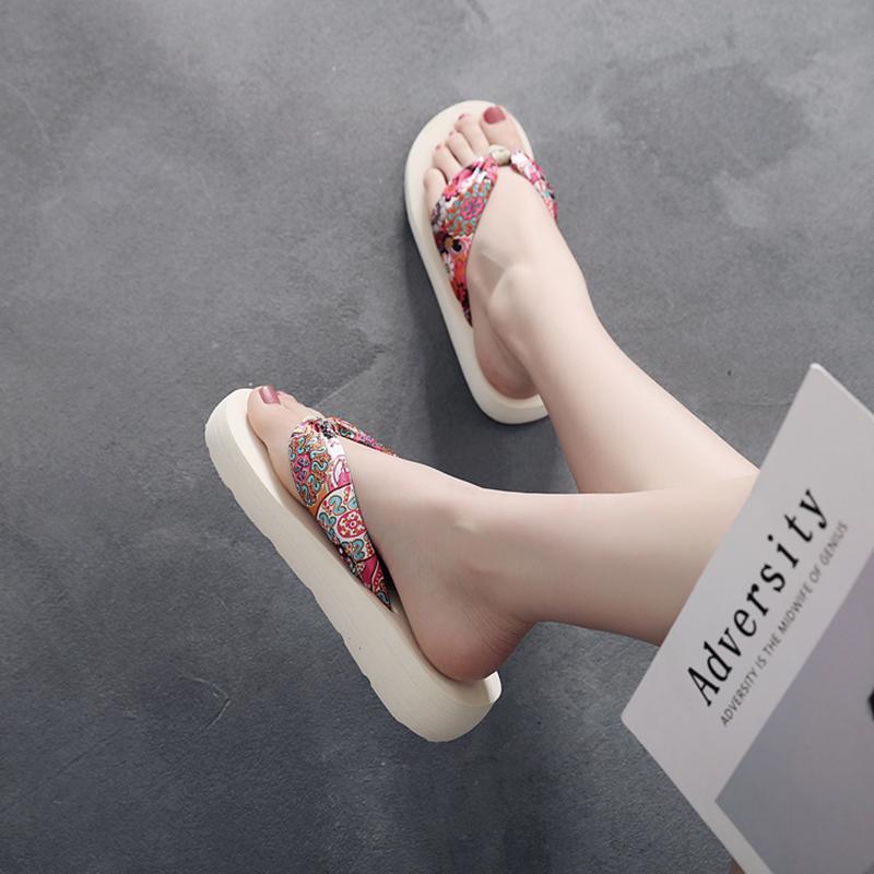 波西米亚新款拖鞋