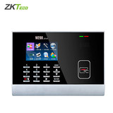 ZKTeco/ central control intelligent attendance machine punch card machine network ID card RF card M200plus credit card machine induction