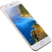 全网通超薄5.5大屏移动联通电信4G智能安卓一体指纹手机米语YM-R8