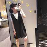 2019 new summer and autumn model A version of the age-reduced loose armor pregnant woman suit dress jacket