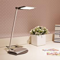 超贝LED台灯护眼学习USB充电夹子小迷你卧室床头大学生书桌宿舍女