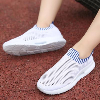 儿童鞋男夏季网面透气运动休闲鞋中大童鞋女小童镂空韩版白色网鞋
