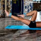 英国reebok/锐步跑步负重沙袋/绑腿绑脚运动健身/踝部配重袋沙包