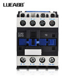 LUEABB AC Contactor 25ALC1CJX2-2510 Coil Voltage 220V Silver Contact 380V Household