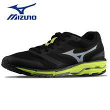 美津浓跑步鞋男轻便wave科技缓冲透气运动鞋男鞋慢跑鞋训练鞋跑鞋