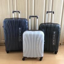 寸24箱子28密码箱20女男学生韩版旅行箱万向轮26行李箱铝框拉杆箱