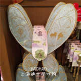 Shanghai Disneyland, little girl wonderful fairy angel butterfly wings glowback back decoration show out props