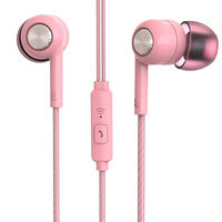 BYZ original authentic headphones in-ear universal Apple Android mobile phone k song singing special female models wired high-quality Huawei glory millet oppor15 Samsung vivo Korean cute