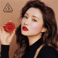 STYLENANDA官方 3CE RED RECIPE FACE BLUSH 高显色 鲜艳腮红