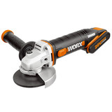 Wicks lithium angle grinder WX802 polishing cutting electric grinder polishing rechargeable multi-function power tools