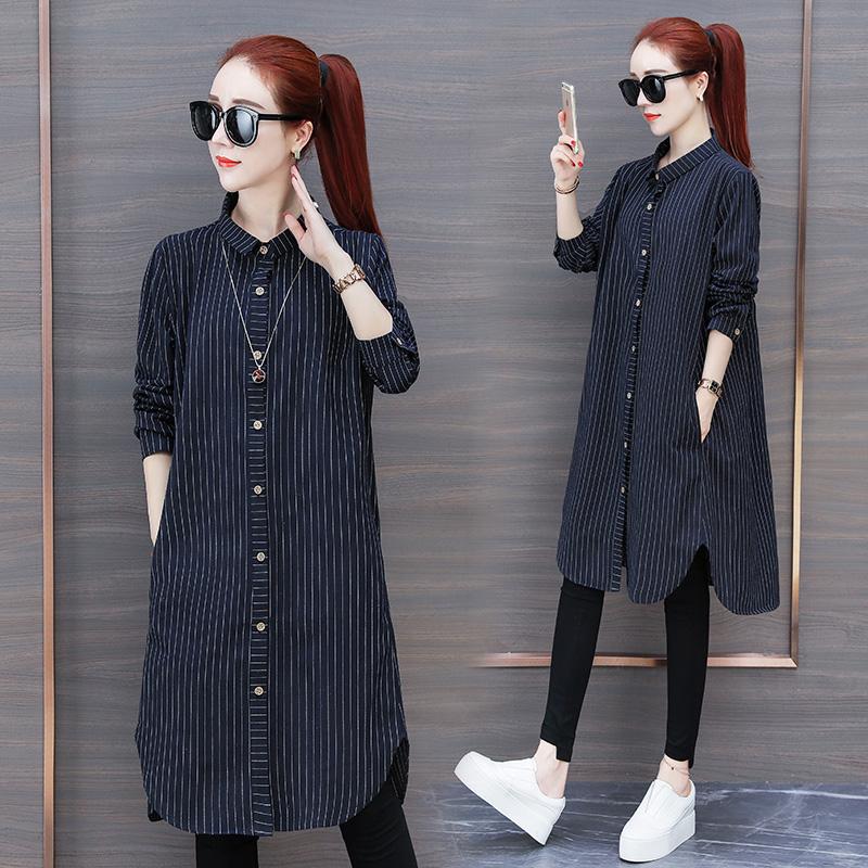 韩版时尚长袖衬衫