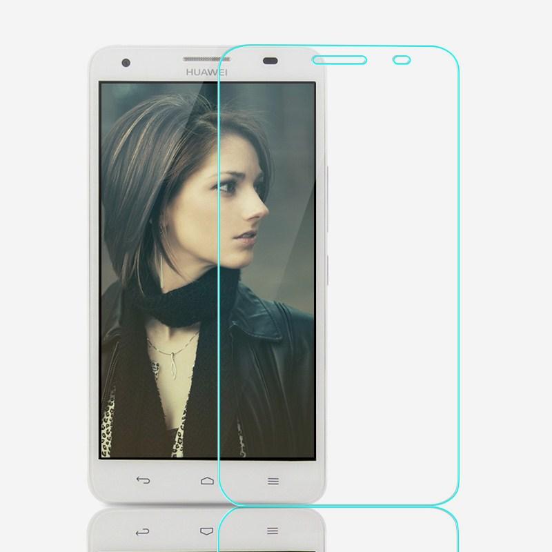 华为荣耀3x钢化膜 畅玩版3x玻璃膜 G750-t01手机贴膜3xpro