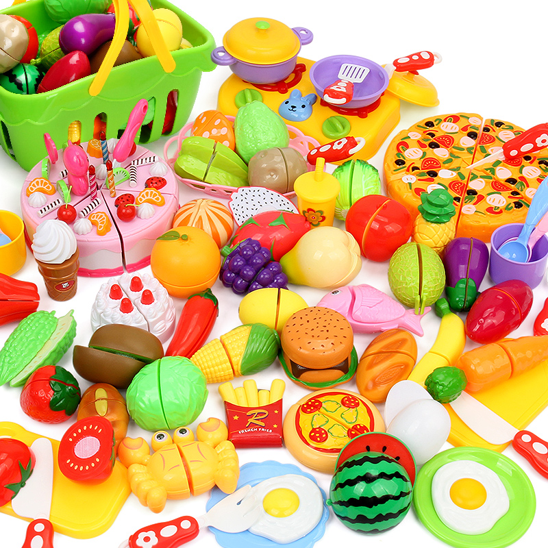 儿童玩具生日蛋糕