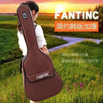 吉他背包贝司双肩古琴木盒子防水民谣电吉他小提琴古典加厚提琴盒品牌资讯