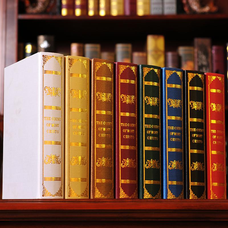 道具书盒 欧式复古