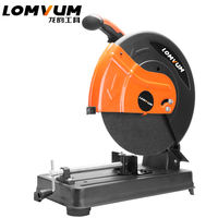 Longyun steel machine household small multi-function stainless steel metal 45 degree high power multi-angle profile cutting machine