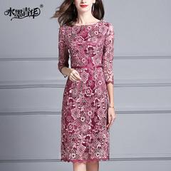 时尚百搭气质连衣裙