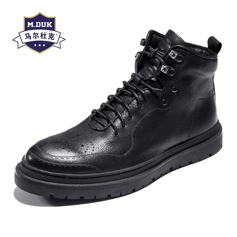 冬季个性耐磨鞋