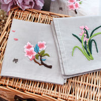 Su embroidery diy beginner handkerchief handmade adult pregnant women antique embroidery hand embroidery embroidery DIY kit