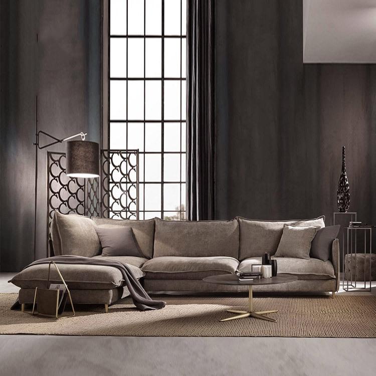 布艺艺术沙发