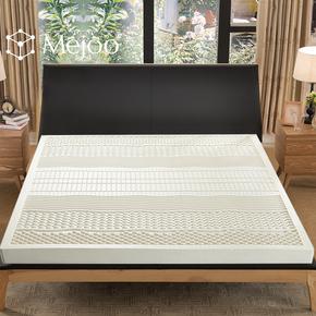 泰国进口天然按摩乳胶床垫 1.5/1.8m定做 5cm10cm席梦思床垫