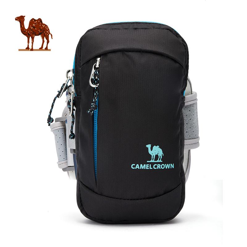 骆驼手机臂包跑步运动手臂包苹果手机袋臂带男女臂套臂袋包手腕包