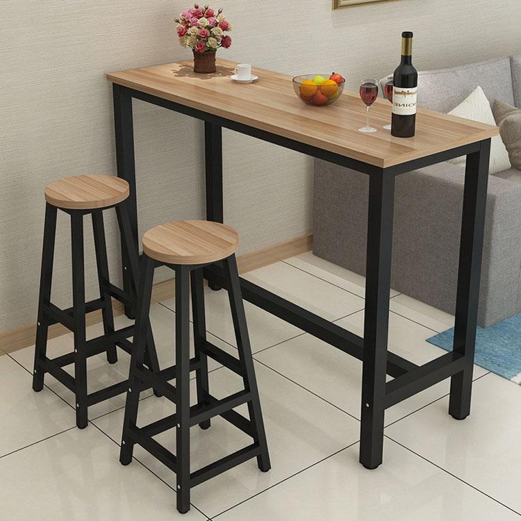 吧台桌椅组合酒吧桌椅高脚