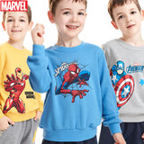 Disney Boys Sweater Set Spring and Autumn Cotton Loose Casual Kids Baby Child Boy Man Wei Sweatpants