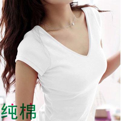 夏装女款短袖t恤