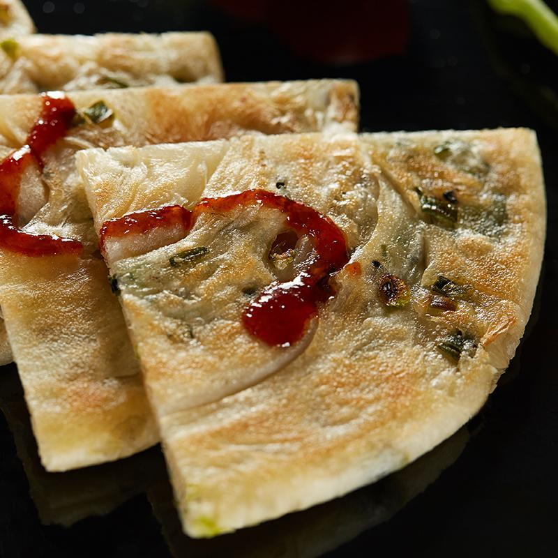 粮全其美老上海葱油饼手抓饼20片明星网红款营养早餐狂欢装葱油饼