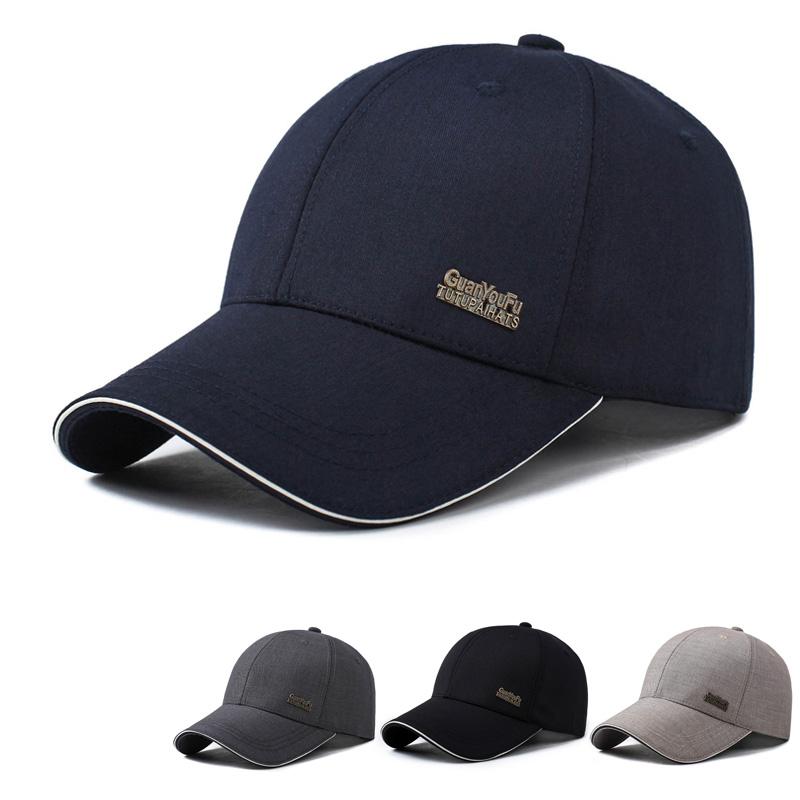 中老年帽子男春秋季老年户外男士棒球帽男老人帽爸爸帽休闲遮阳帽