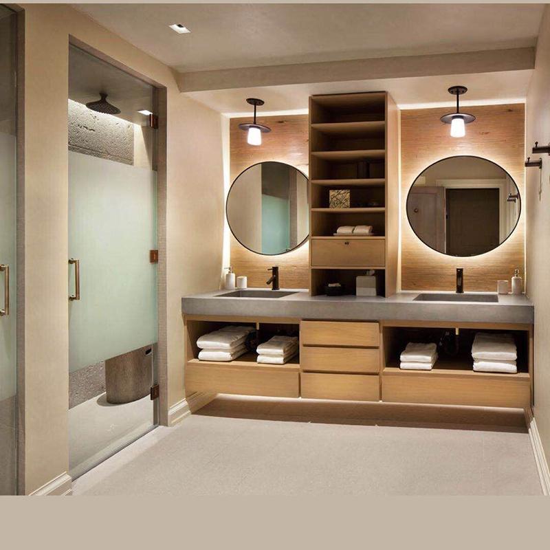新款简约浴室柜