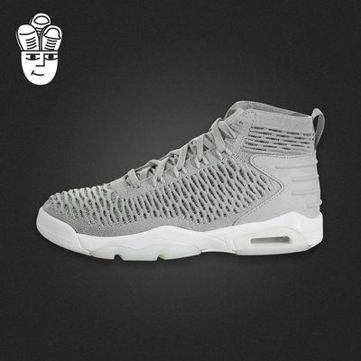 Air Jordan Flyknit Elevation 23 乔丹 高帮童鞋 网格透气篮球鞋