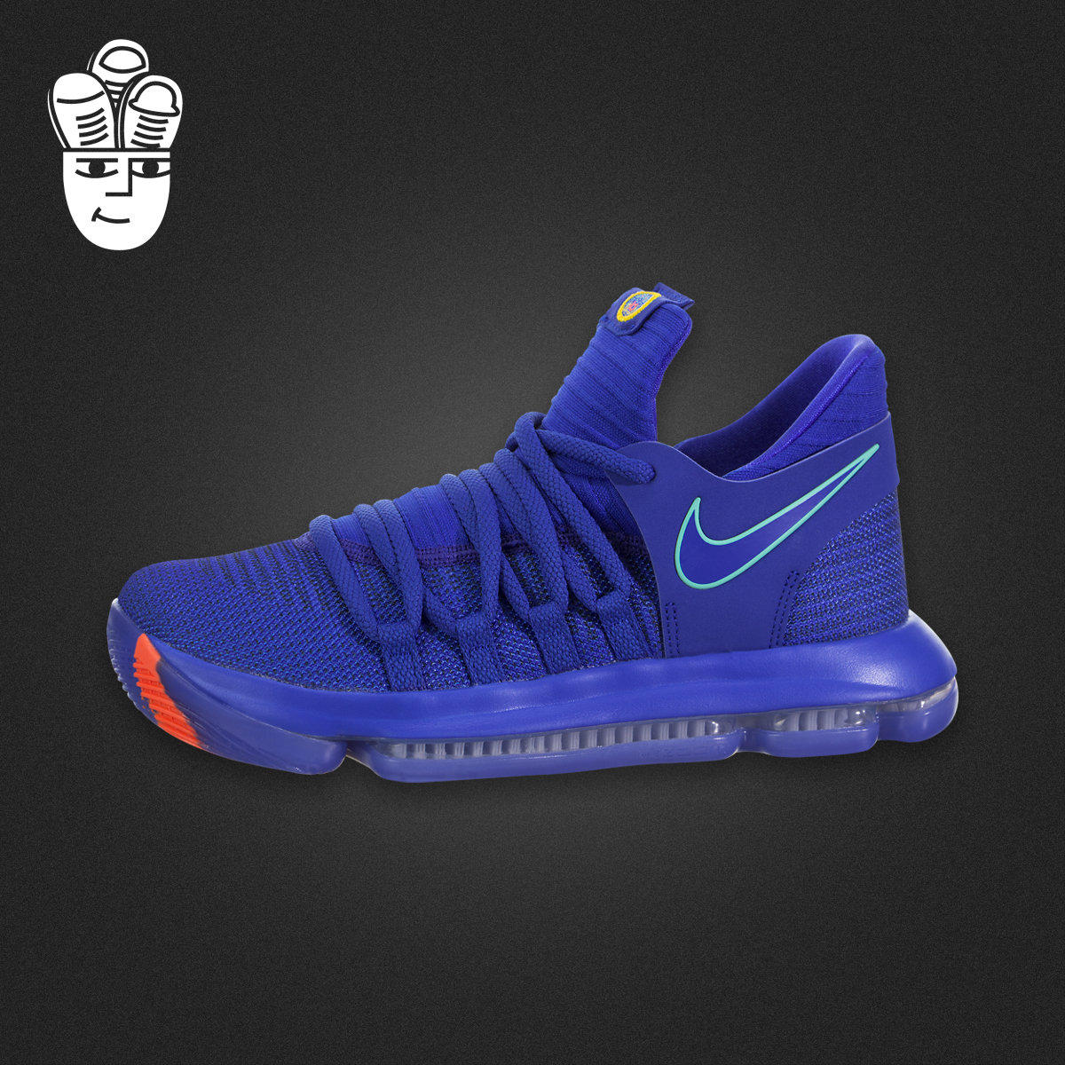 Nike Zoom KD10 耐克男鞋女鞋GS 杜兰特10代战靴 实战篮球鞋