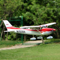 Ding point 400 level Cessna 182 beginners on the monoplane fixed-wing machine entry-level electric remote control