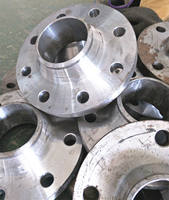 Cast iron carbon steel convex flange 40KG high pressure welding flange concave and convex surface with neck butt welding steam DN65 80
