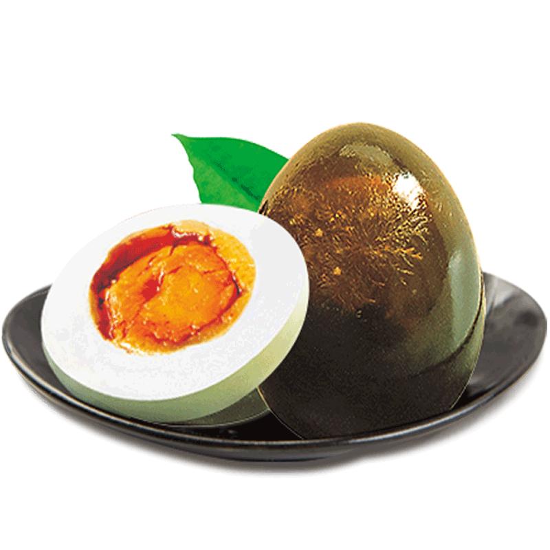 神丹皮蛋咸鸭蛋组合装 10枚无铅工艺皮蛋 10枚咸鸭蛋 正宗土鸭蛋