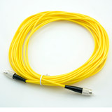 Fc-fc single mode single core 10 meters fiber jumper fiber tail fiber extension line 10 meters