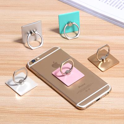 创意指环扣支架桌面多功能通用粘贴式手机配件卡扣式手指环扣架子