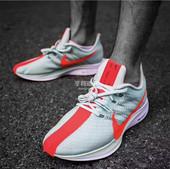 Nike Air Zoom 飞马35男女休闲缓震气垫跑步鞋 942851-942855-001