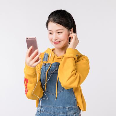 手机耳塞式耳机