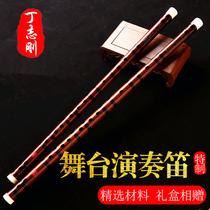 演奏考级一节两节横笛乐器初学大人儿童零基础竹笛专业精制笛子