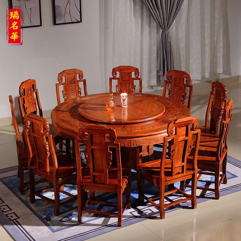 餐桌仿古家具