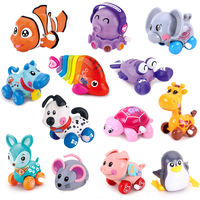 Aiqi Angel Baby Toys Run Small Animals Children Baby Winding Toys 0-1-3 Year Old Boys and Girls