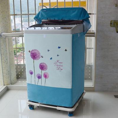 小天鹅洗衣机罩海尔美的TCL创维5-10公斤通用防水防晒防尘外套子双十一